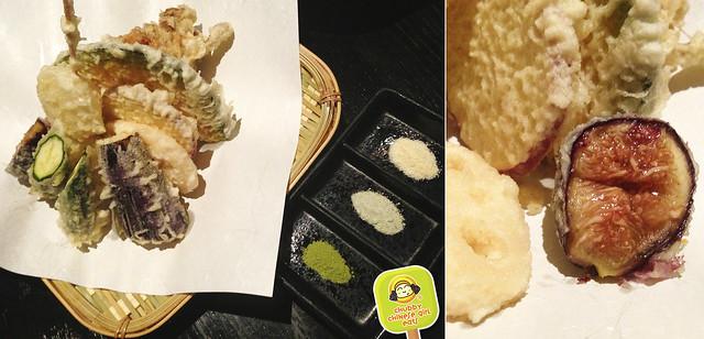 sushi yasaka - tempura