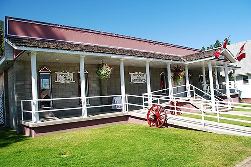 Princeton Museum and Archives, Princeton, Similkameen, British Columbia