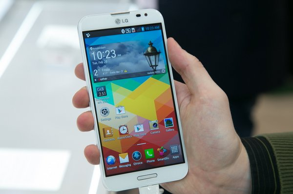 Android 4.4 для LG Optimus G Pro