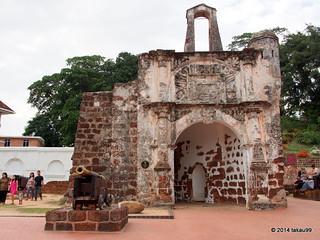 A Famosa Fortress