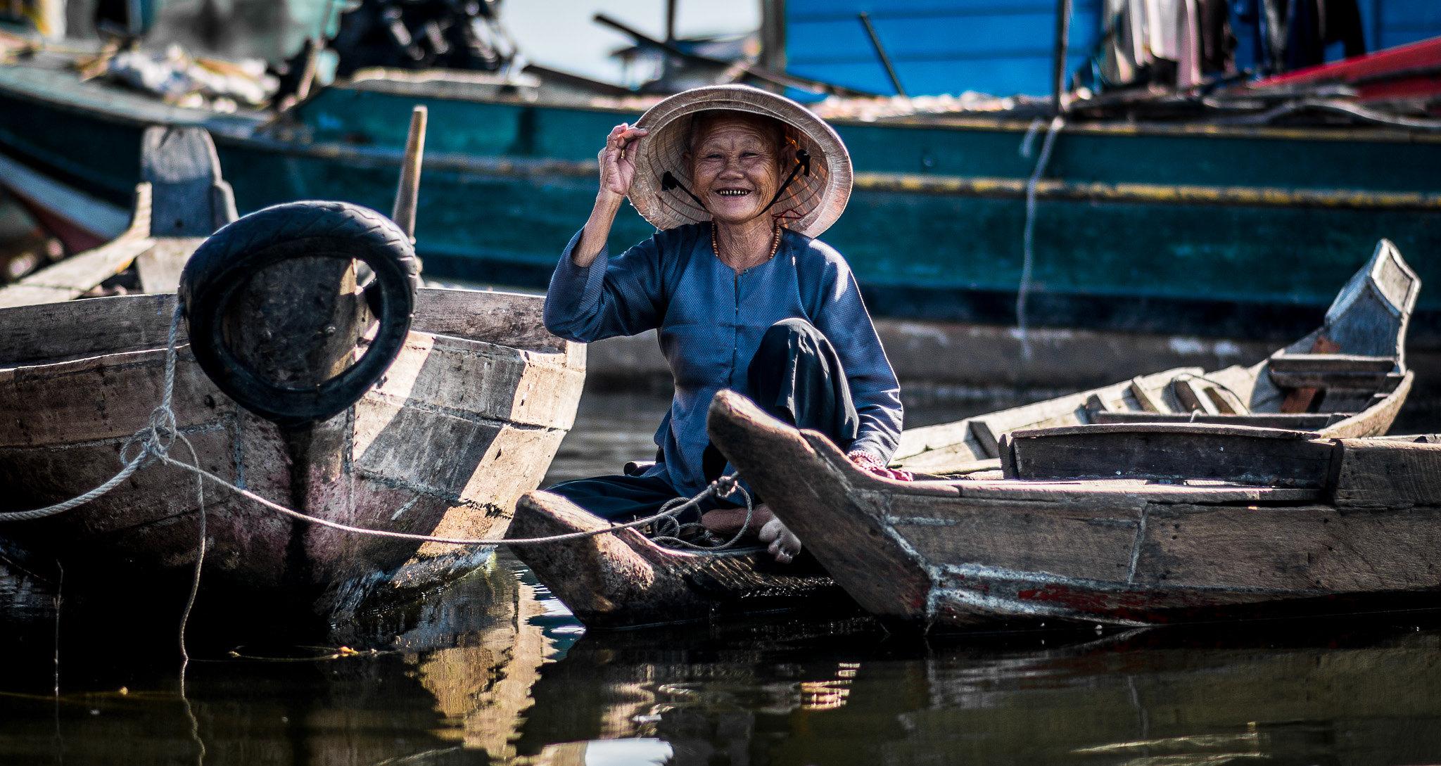 Kompong Luong, Cambodia