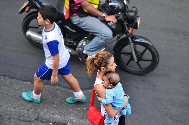 Momentos de la favela Rocinha