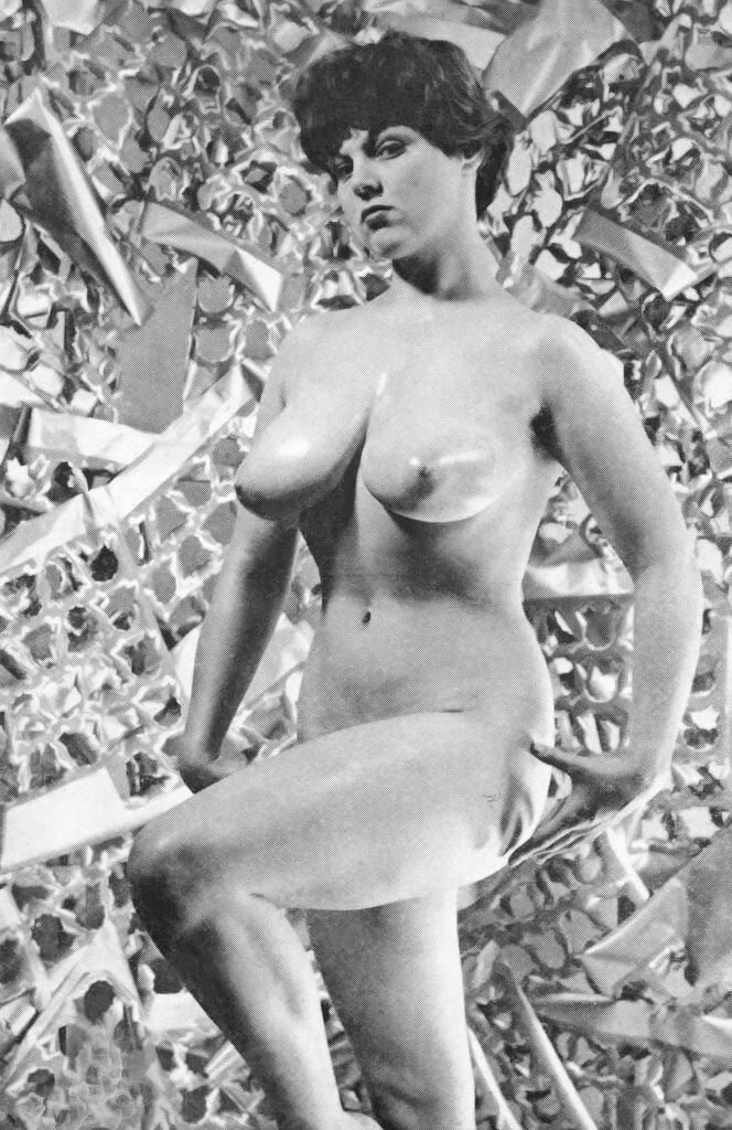 1950 classic big tits - 4 5