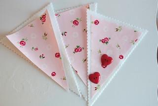 Valentine's banner