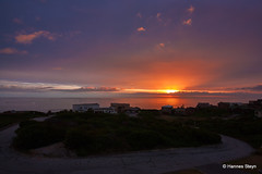 Sunset over Beachview