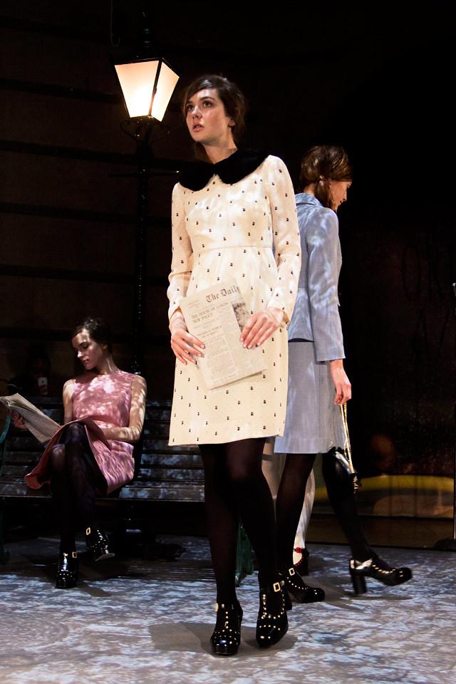 Orla Kiely AW14 London Fashion Week presentation