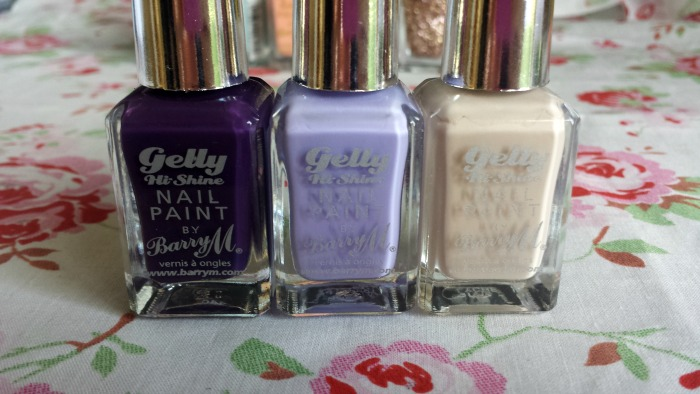 Barry M Gelly Nail Paints / raspberrycheeks