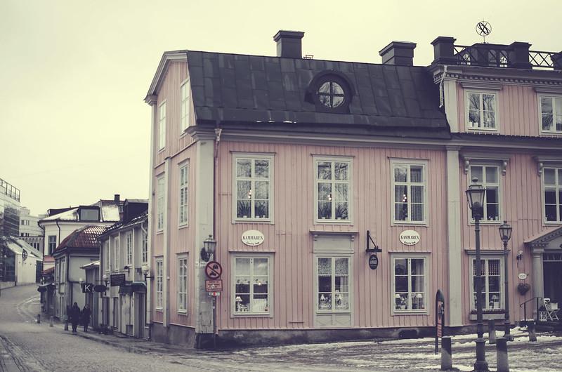 Västerås.