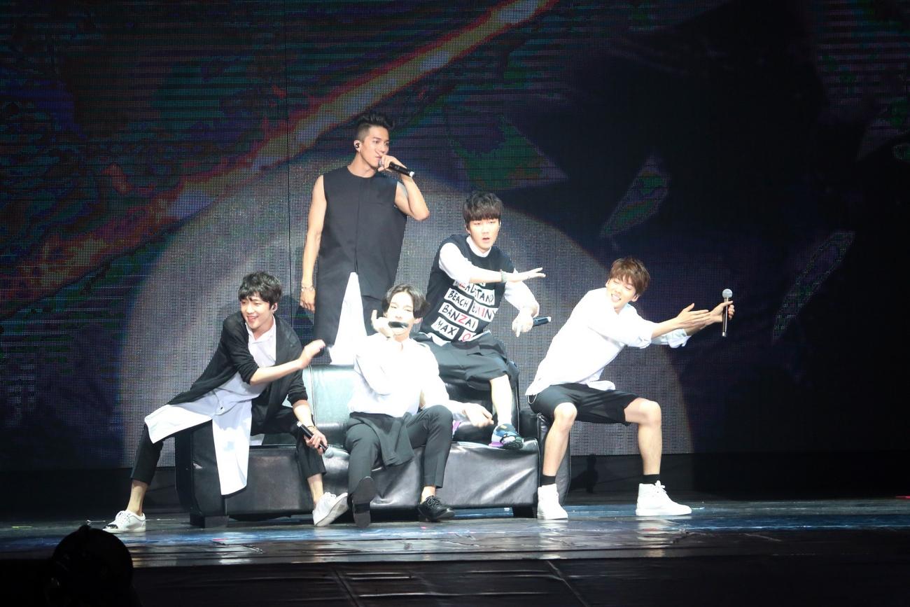 Konsert 2ne1 Live in Malaysia