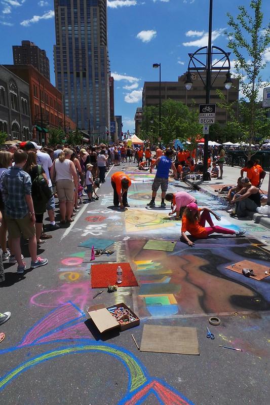 Chalk Art Festival - 01