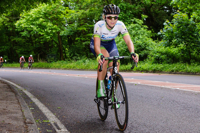 Women's Tour of Britain - Stage 4 - Cheshunt to Welwyn via Hertford-20