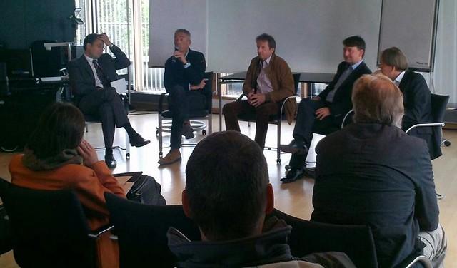 Podiumsdiskussion E-Mobilität im Landkreis Starnberg 2