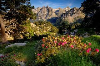 Turismo familiar de montaña. Foto: Asier Castro de la Fuente.