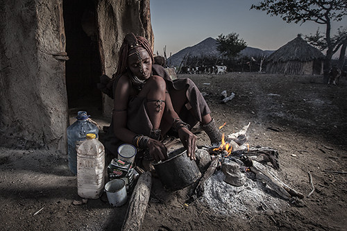 Himba Tribe by Ben Mcrae2