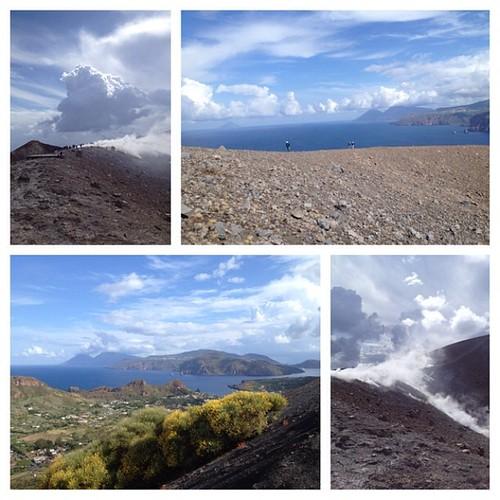 More #volcano. #picstitch