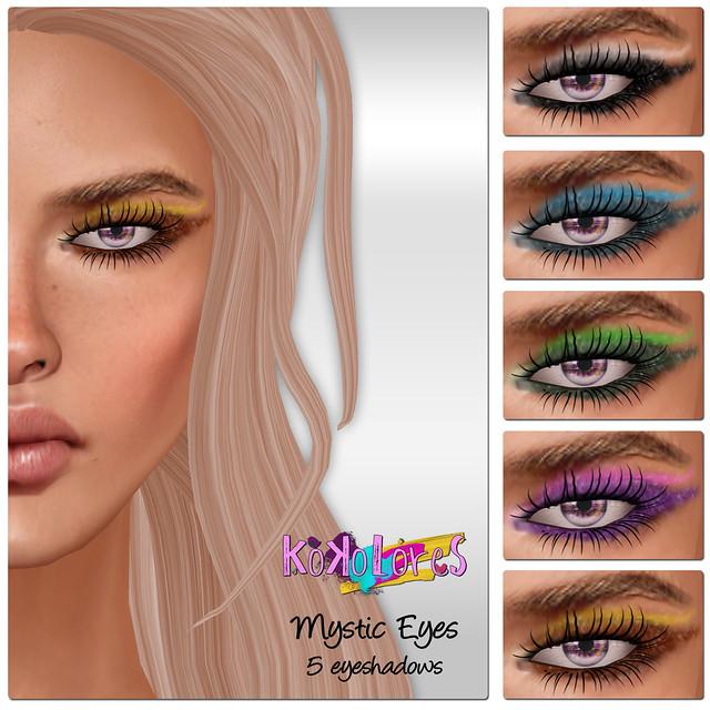 [KoKoLoReS]BP - Mystic Eyes