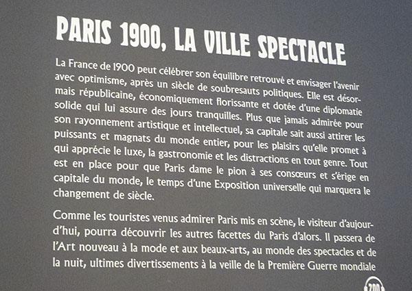 expli paris 1900