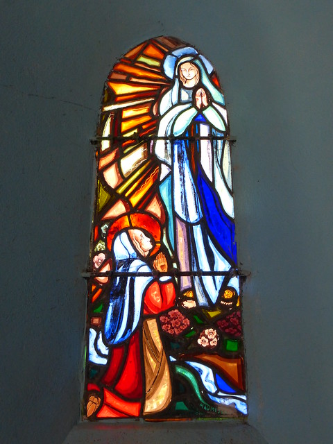 134 Mauméjean, Chapelle Notre-Dame de Consolation, Vesly
