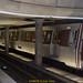L'Enfant Plaza Metro Station: Northbound train at the platform