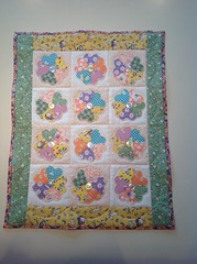 My 30s doll quilt