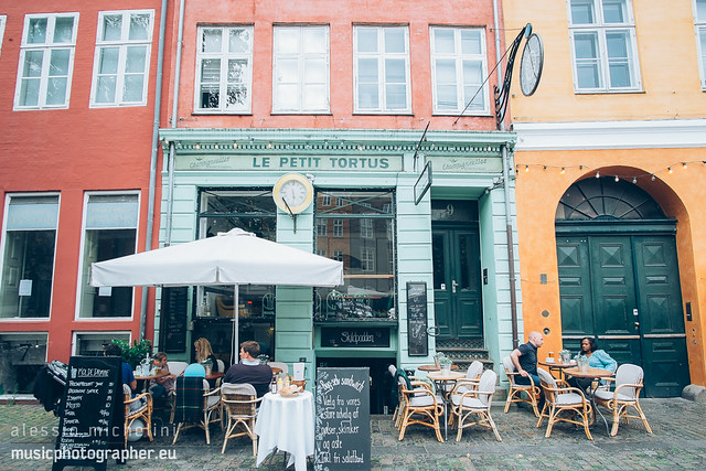 Restaurants in Copenhagen