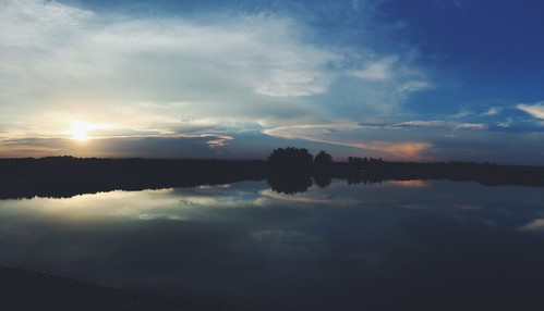 Z Crew: First night sunset