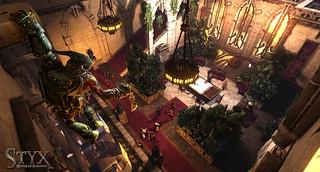 Стелс-приключение Styx: Master of Shadows выйдет на PS4