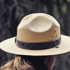 agriculture(0.0), straw(0.0), cap(0.0), cowboy hat(0.0), brown(1.0), clothing(1.0), sun hat(1.0), fedora(1.0), hat(1.0), headgear(1.0),