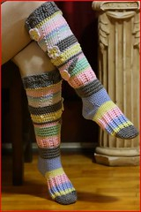 ❤😊😘 See how beautiful this crochet sock is. Very elegant. Seems to warm well in the cold. See the standard tutorial