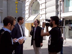 Riccardo Magi intervistato da Tele Antenna