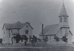 St. Michael Church and Rectory, Pinconning.