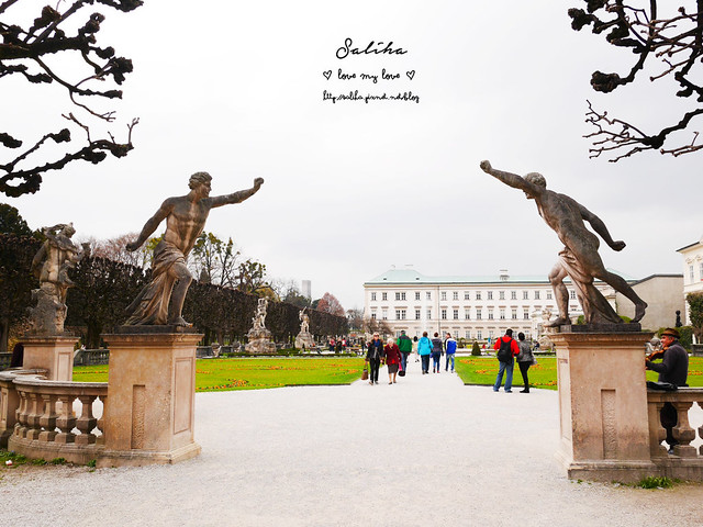 米拉貝爾花園Schloss Mirabell (2)