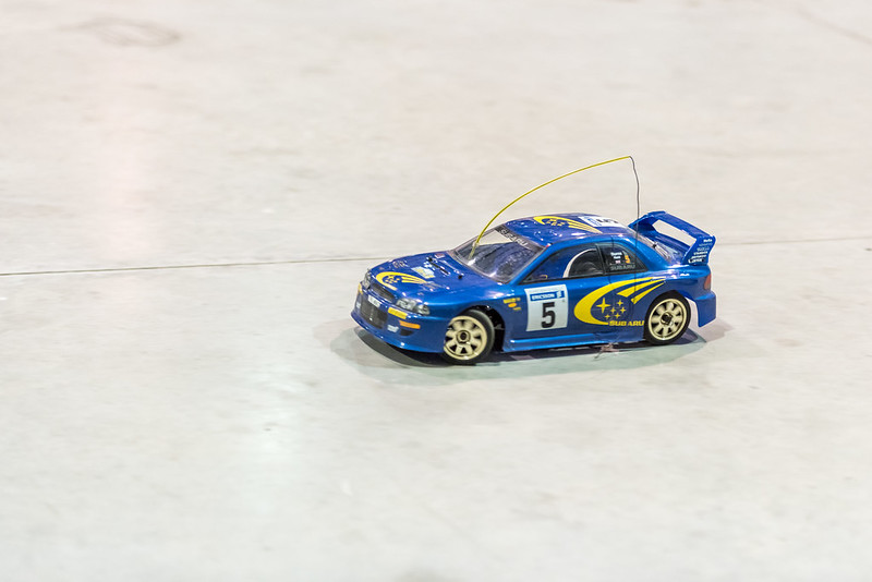 Phil's Subaru car.