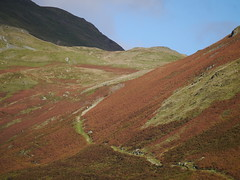 Path up to Place Fell