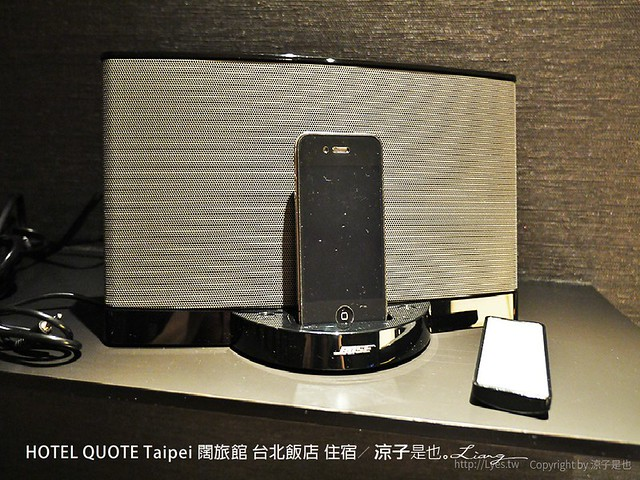 HOTEL QUOTE Taipei 闊旅館 台北飯店 住宿 56