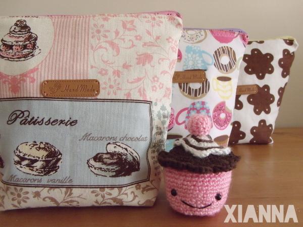 Yummy bags by Xianna