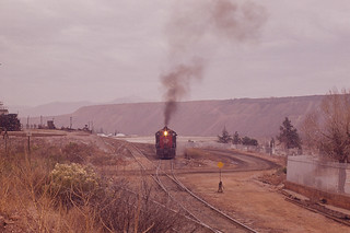 The Southern Pacific in Bisbee