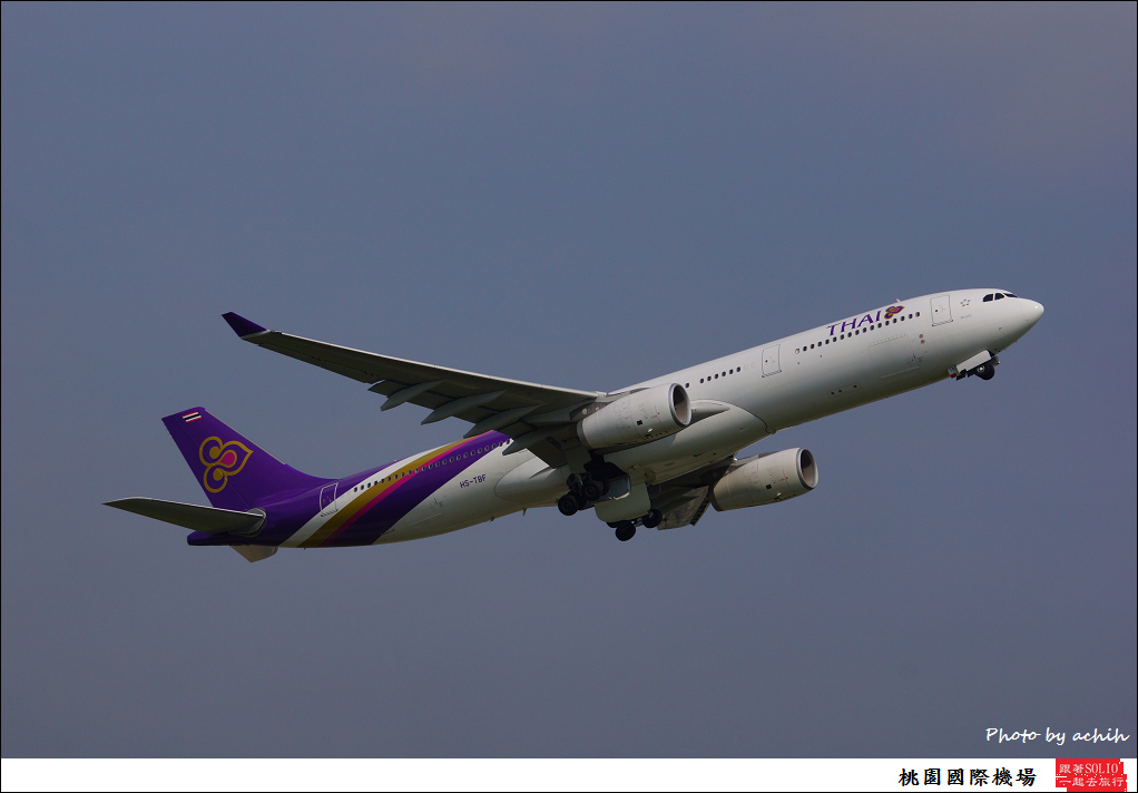 Thai Airways International HS-TBF-001