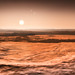 Artist's impression of the Gliese 667C system by European Southern Observatory