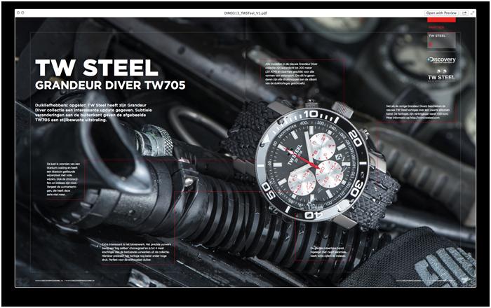 TW Steel Grandeur Diver