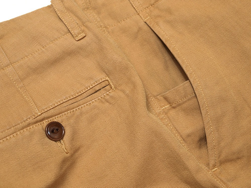 J.Crew [Wallace & Barnes] / Fishtail Short