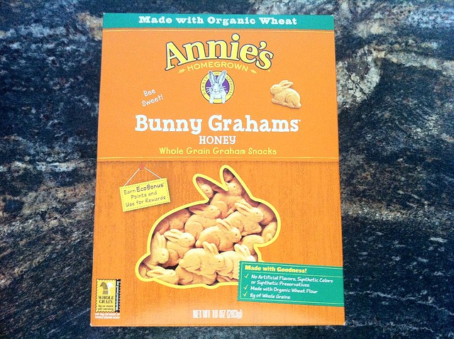 Organic Bunny Graham Crackers