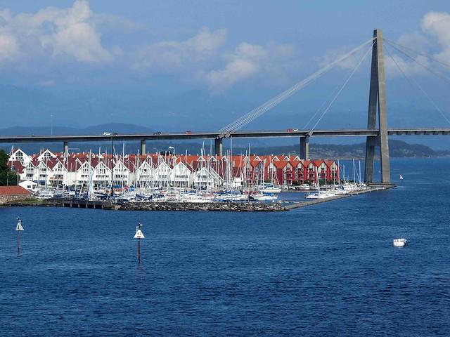 Stavanger Marina Complex