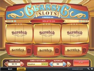 Classic Slots Scratch