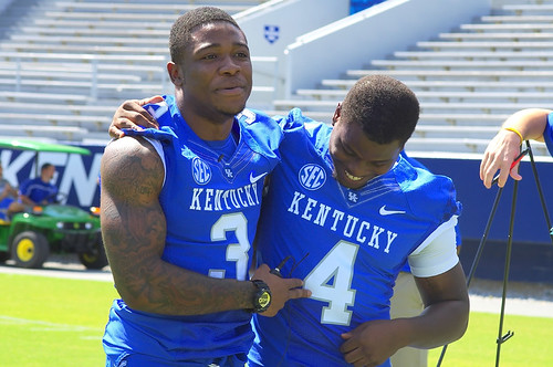 UK Football Media Day