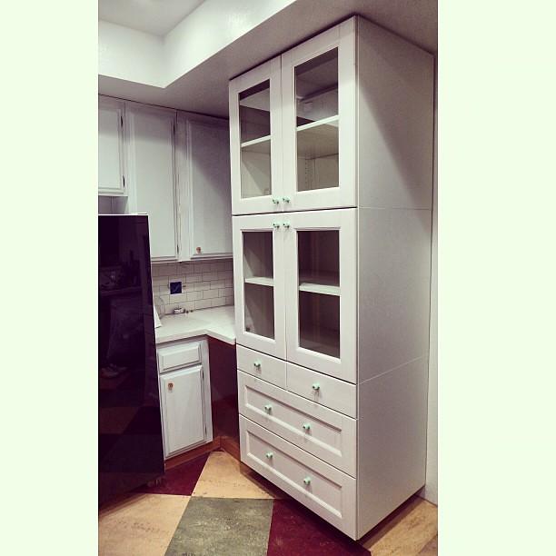 Ikea Base Cabinet Kitchen Island