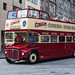 Edinburgh Vintage Tour Bus
