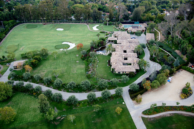 Phil Mickelson's House | Explore BluePail's photos on ...