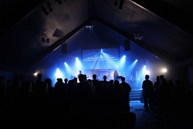 CapCitySM Worship Lighting