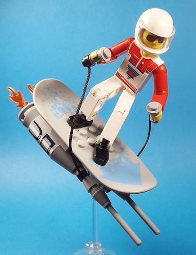 XA-250 Racing Hoverboard